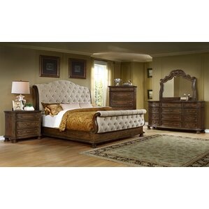 Sleigh Bedroom Sets King sleigh bedroom sets you'll love | wayfair