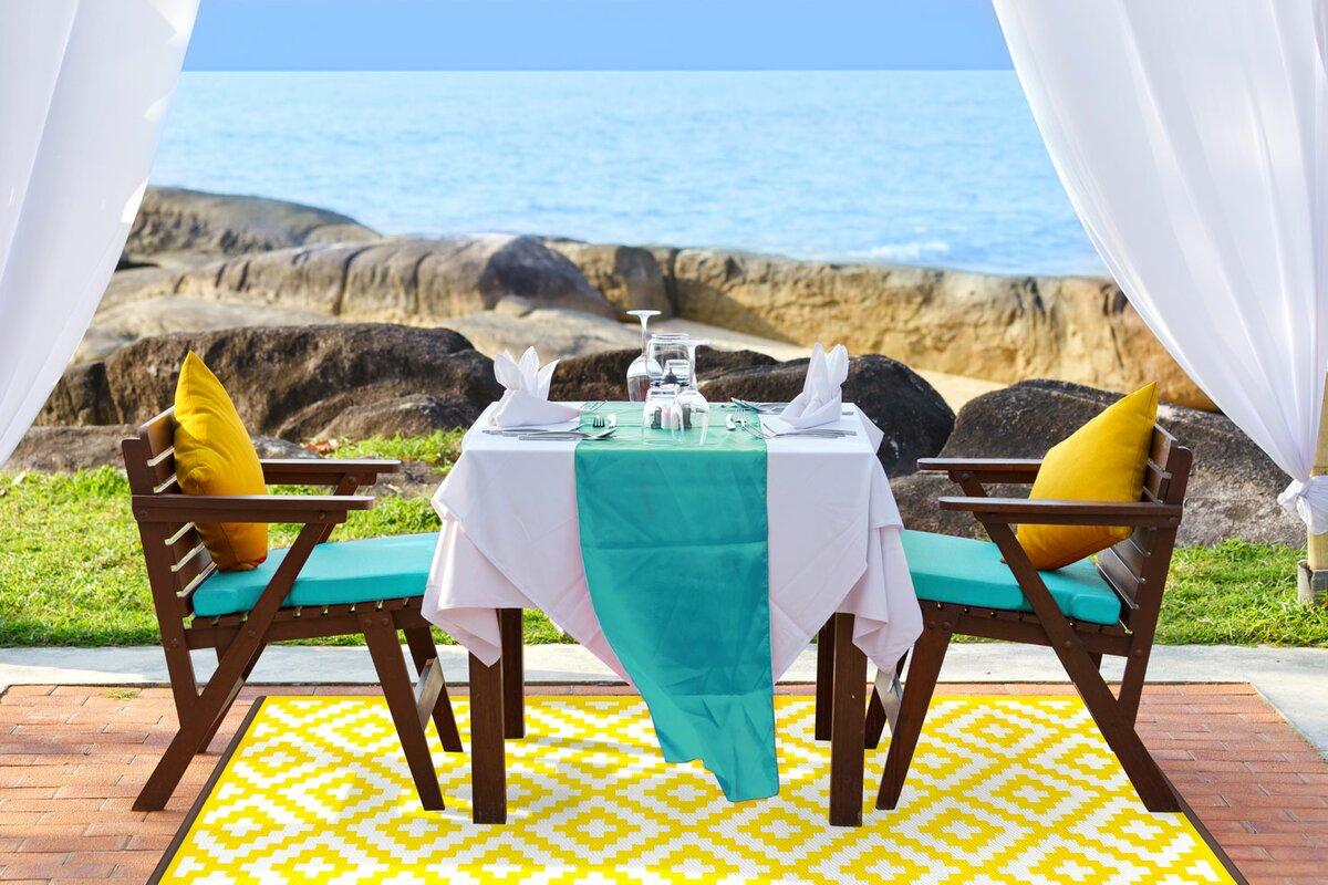 modern you au enteppich kenji in gelb bewertungen. Black Bedroom Furniture Sets. Home Design Ideas
