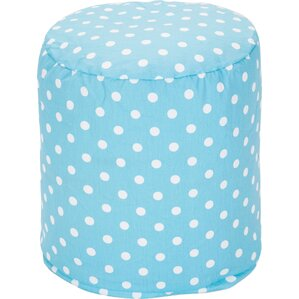 Telly Small Pouf Ottoman by Viv + Rae