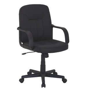 Mid Back Swivel Office Chair