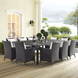 Ten Person Patio Dining Sets You Ll Love Wayfair