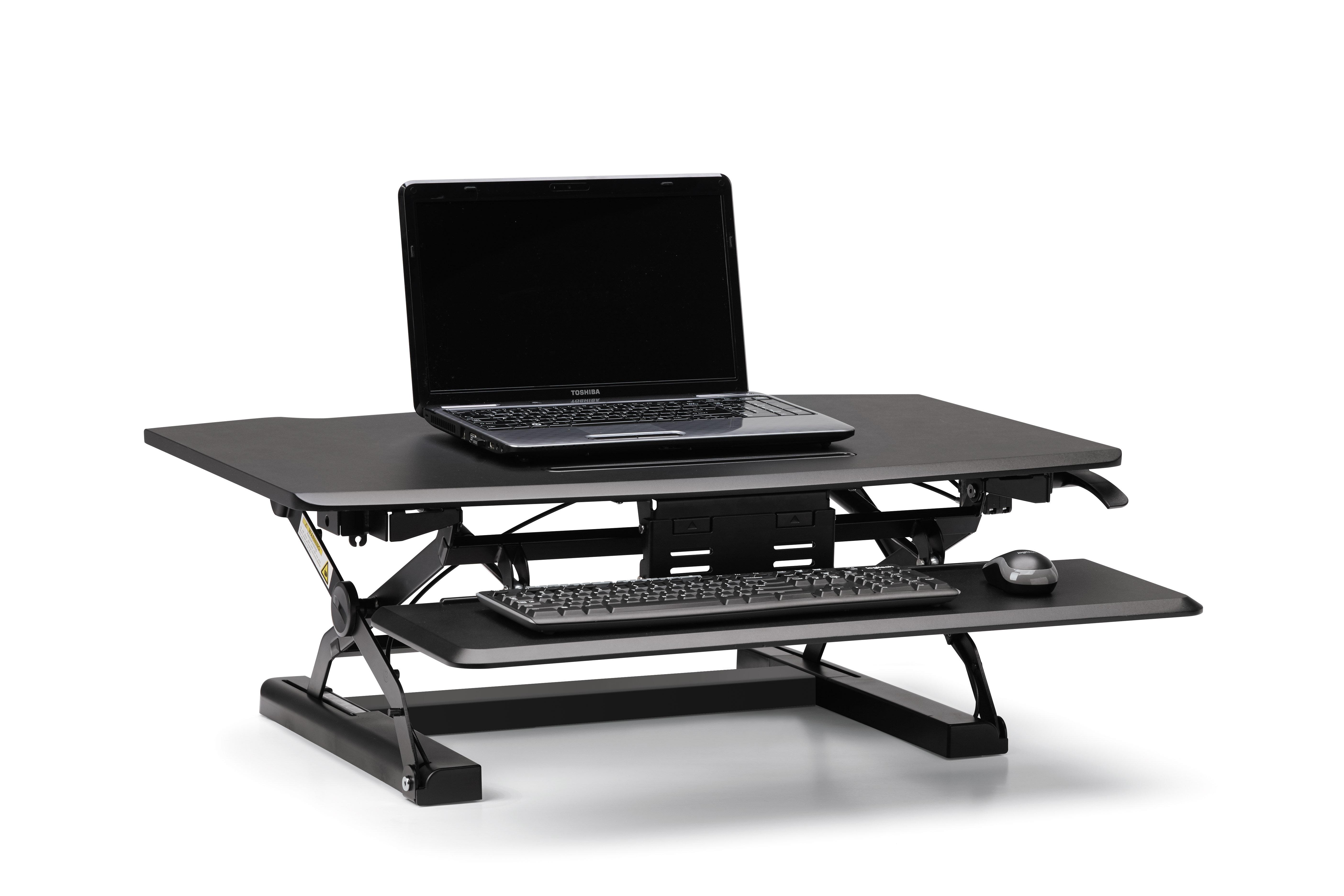 Standing Height Adjustable Standing Desk Converter