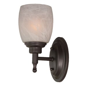 Ashok 1-Light Bath Sconce