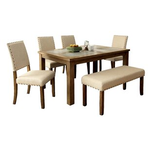 Crafton 6 Piece Dining Set