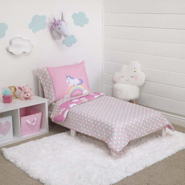 Girls Unicorn Bedding Wayfair Ca