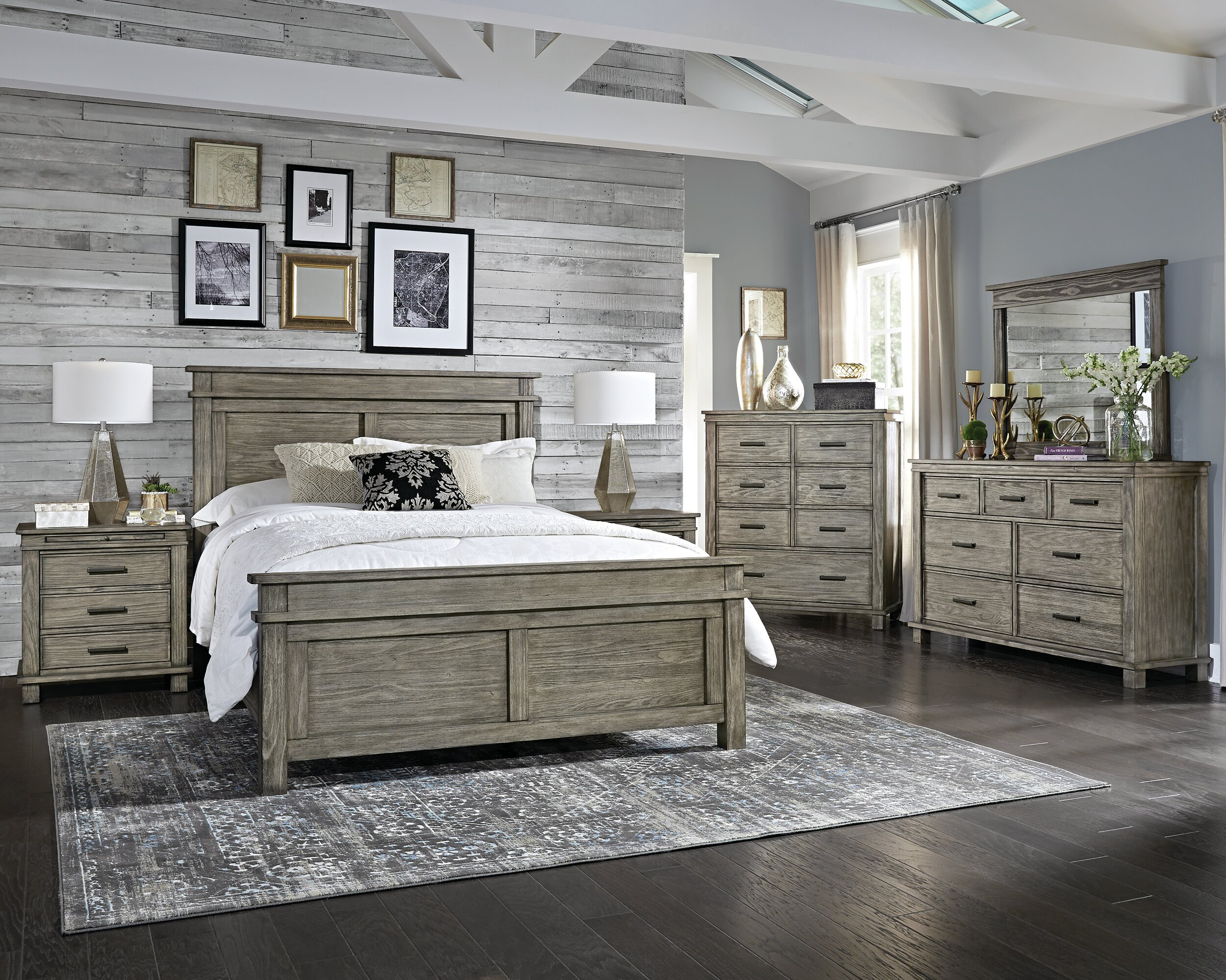 Magnificent Sayler Platform Configurable Bedroom Set Home Interior And Landscaping Ologienasavecom