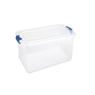 12 Gallon Storage Tote Wayfair