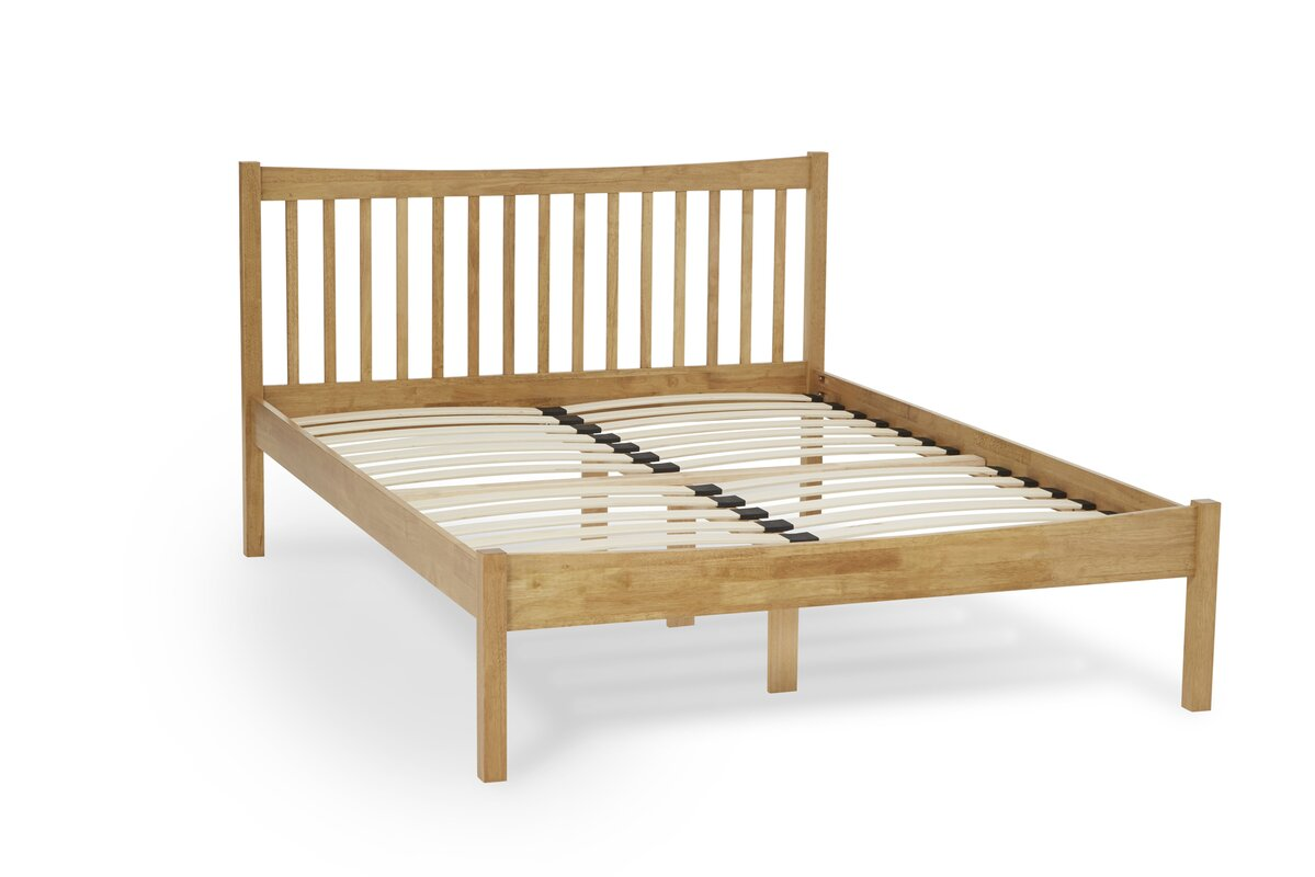 wilma bed frame. august grove wilma bed frame  reviews  wayfaircouk