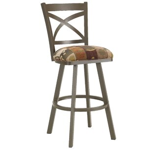 Hufford 34 Swivel Bar Stool
