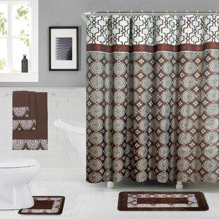Enno Shower Curtain Set