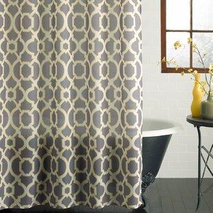 Butler Lattice Shower Curtain