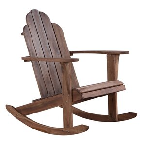 Knowlson Rocking Chair by Beachcrest Home