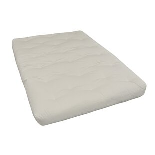 6 Cotton Loveseat Size Futon Mattress