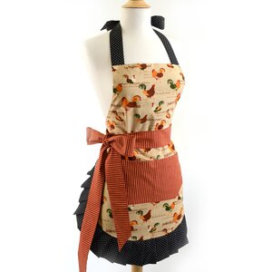 Rooster Apron Women's Apron