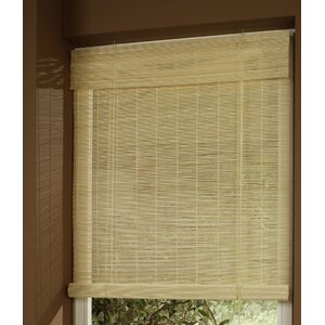 bamboo roll up blinds instructions