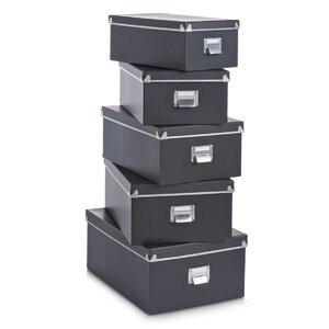 5-tlg. Boxen-Set von Zeller Present