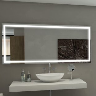 Harmony Illuminated Bathroom / Vanity Wall Mirror