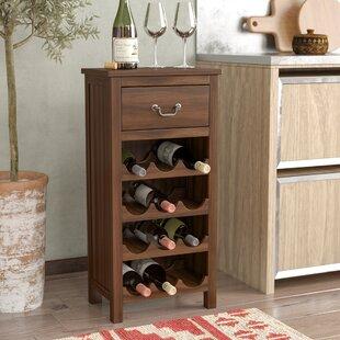 Westby 12 Bottle Floor Wine Bottle Rack
