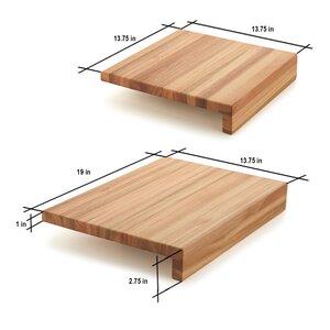 Lyptus Solidwood Countertop Cutting Board