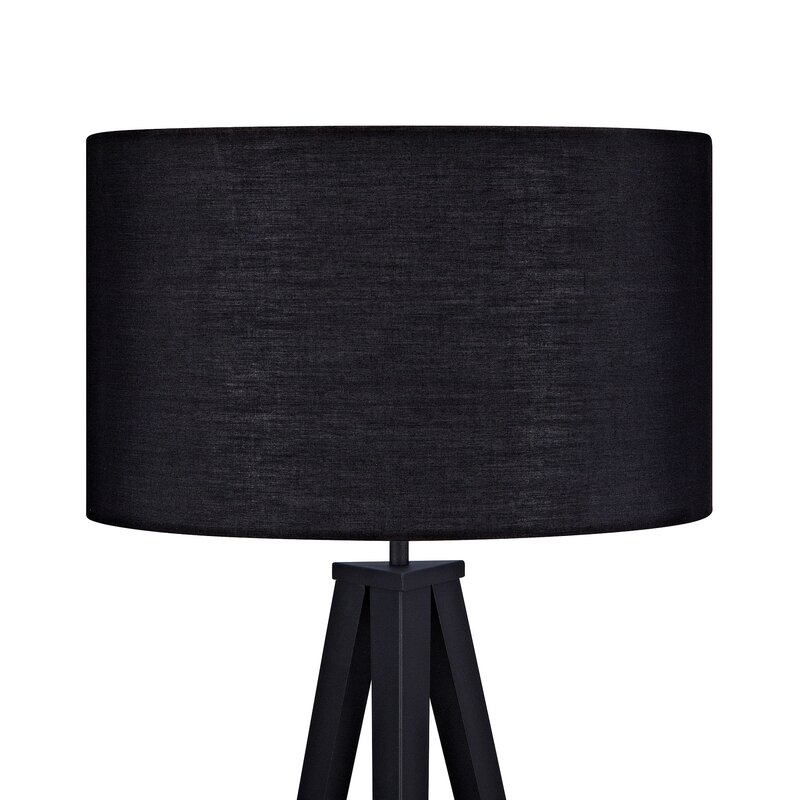 Romanza 6023 tripod floor lamp reviews allmodern romanza 6023 tripod floor lamp aloadofball Images