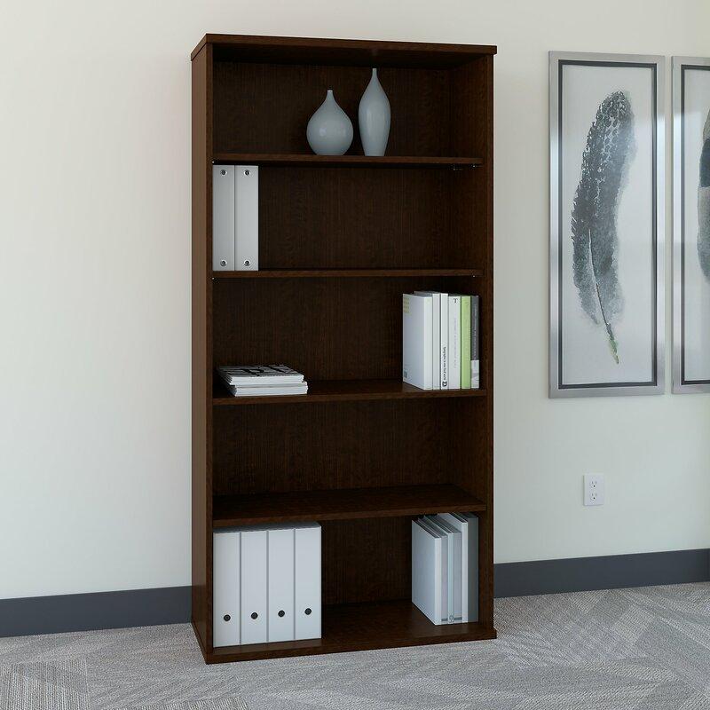 Online Furniture Stores Reviews: Bush Business Furniture Series C Standard Bookcase