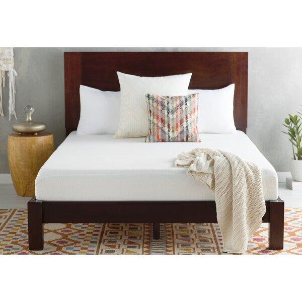 Memory Foam Mattress Bed Frame Wayfair