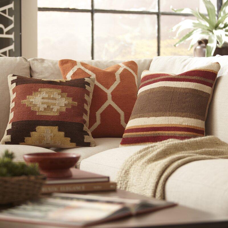 Becca Decorative Pillow Cover & Reviews
