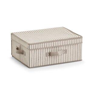 Stripes Fabric Underbed Storage