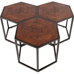 modern & contemporary bunching coffee tables | allmodern Bunching Coffee Tables