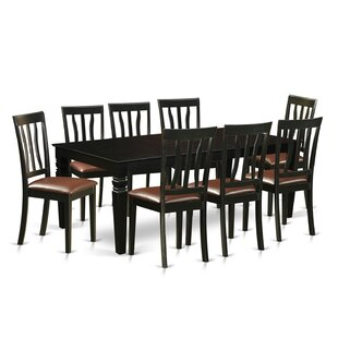 Camille 9 Piece Dining Set