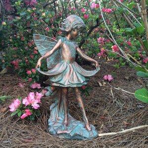 Marvelous Suffolk Fairy Emily Statue