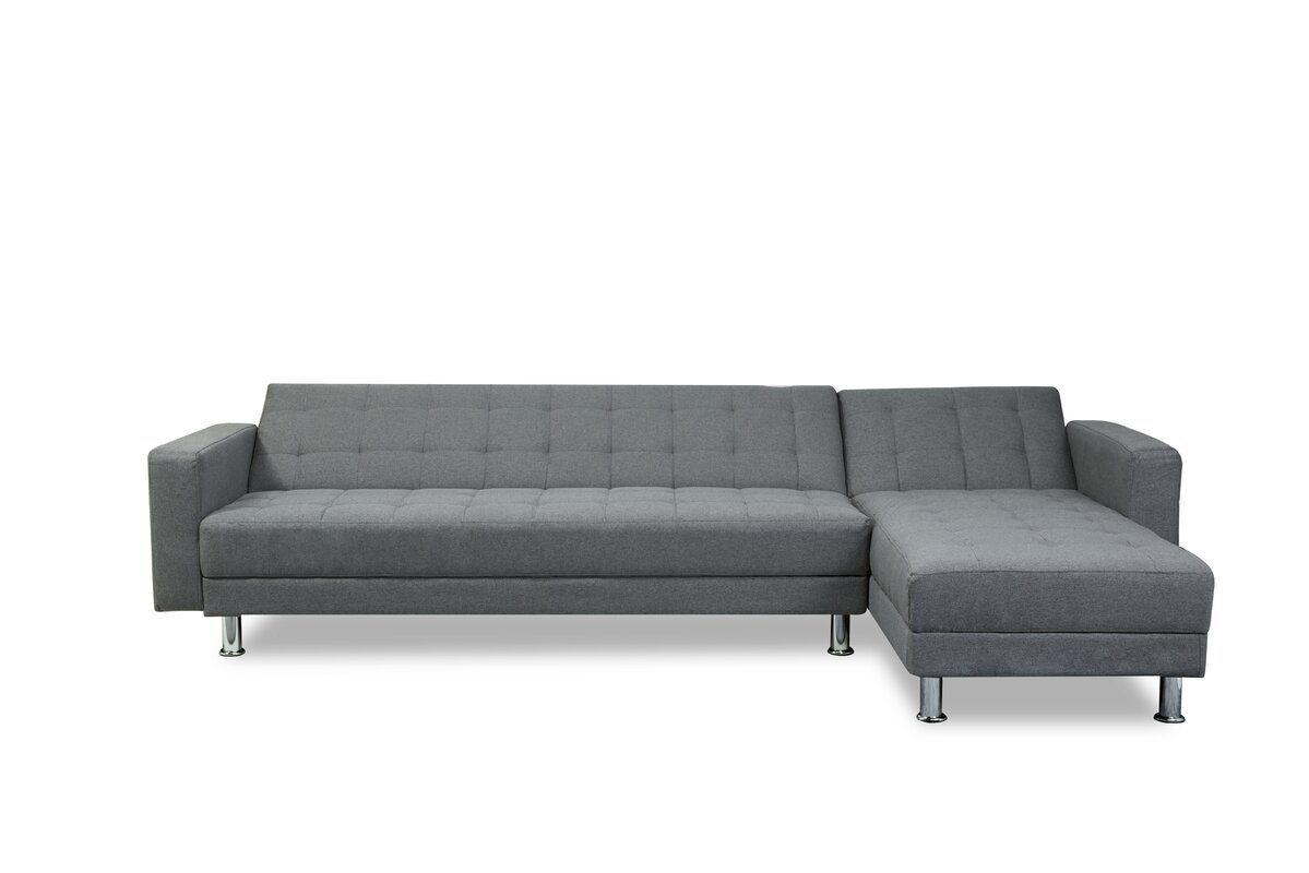 Lukas Corner Sofa Bed