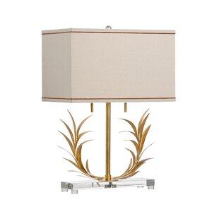 Laurel Wreath Table Lamp Wayfair