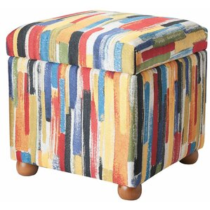 Aspen Storage Cube Ottoman by Red Barr..