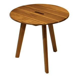 teak wood table. Hillsborough Teak Side Table Wood