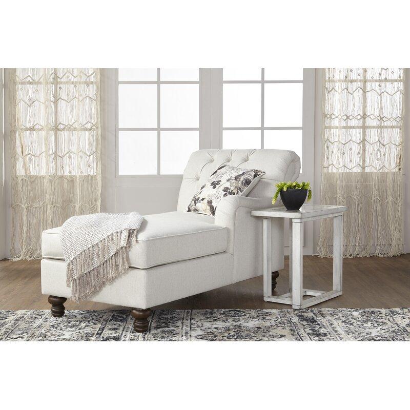 House Of Hampton Meade Chaise Lounge Reviews Wayfair