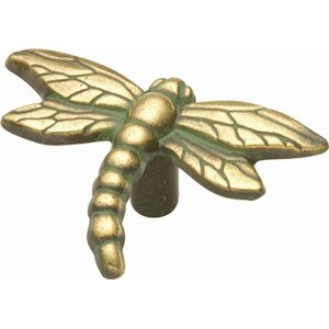 South Seas Dragonfly Novelty Knob
