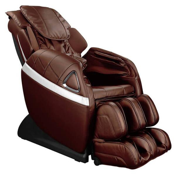 Refresh Zero Gravity Reclining Massage Chair  sc 1 st  Wayfair : zero gravity recliner leather - islam-shia.org