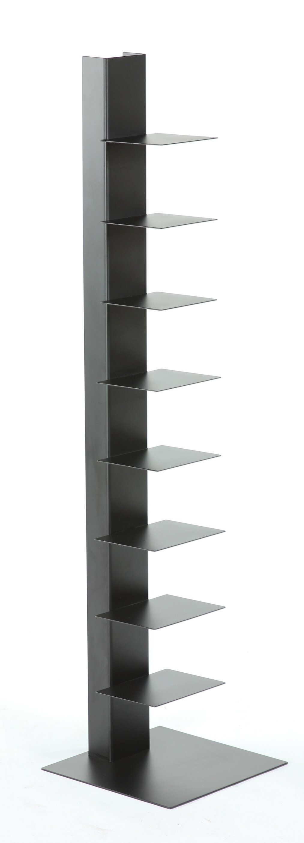 bookshelf bruno pi home sapien and blog look rainaldi bookcase vertical tall for low spine less dwr the original cost