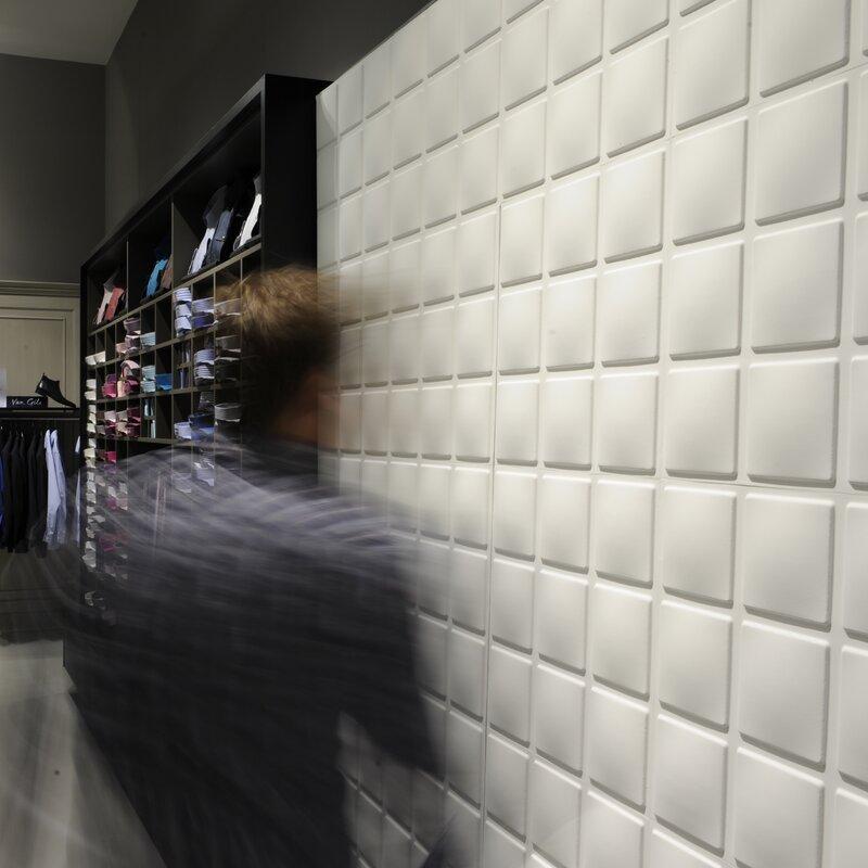 Decor Wonderland Cubes Decorative Wall Panels Wayfair