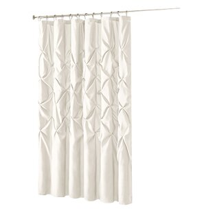 white shower curtain. Benjamin Shower Curtain White :