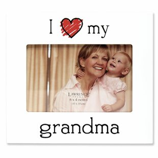 Love Grandma Picture Frame Wayfair