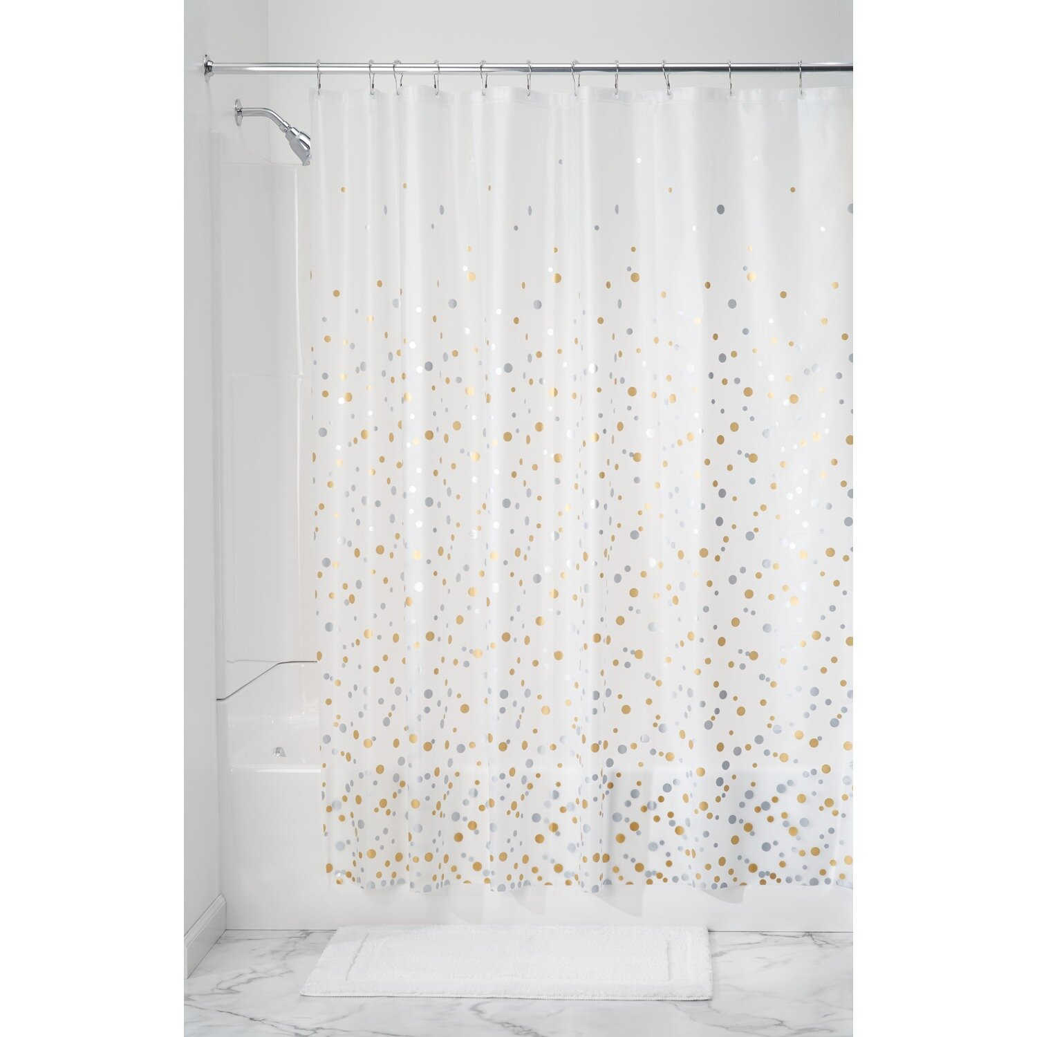 hem shower click with expand liner to p liners x weighted curtain fabric