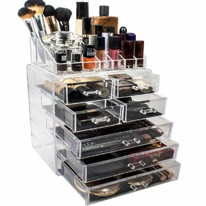 Makeup Cosmetic Organizer