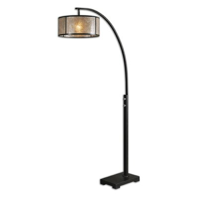 Shapiro 79 5 arched floor lamp