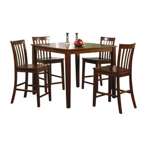 Yountville 5 Piece Dining Set by Wildon Home ?