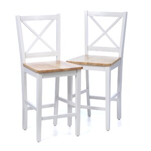 Sally 30″ Bar Stool (Set of 2)