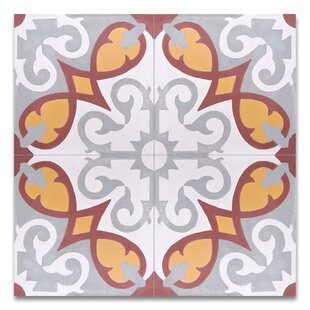 Faux Cement Tile Wayfair - Faux encaustic tile