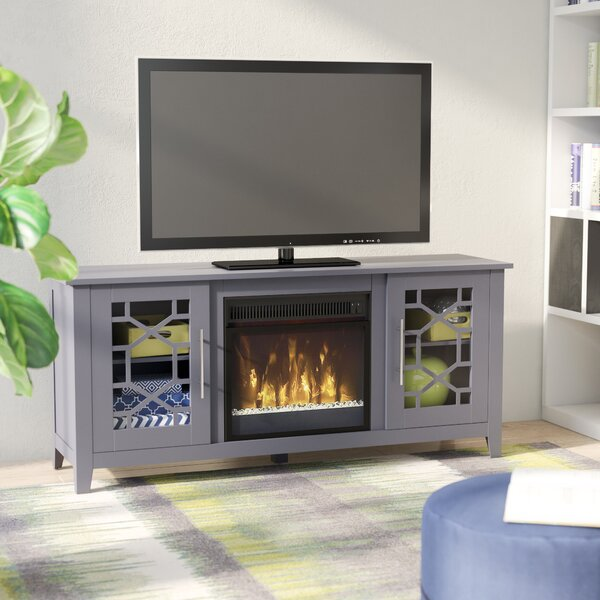 Jennings 54 Quot Tv Stand With Optional Fireplace Amp Reviews