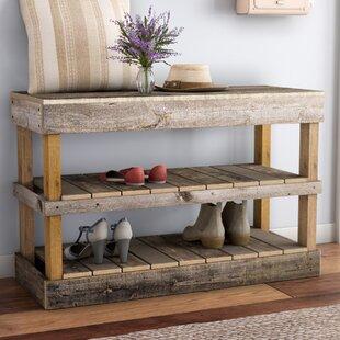 Shoe Storage Bench Youu0027ll Love | Wayfair